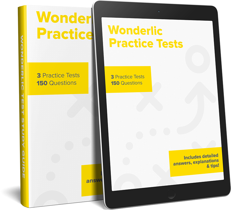 Wonderlic Practice Tests PDF